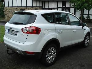 ATTELAGE FORD KUGA 2013-> - RDSO demontable sans outil - attache remorque BRINK-THULE