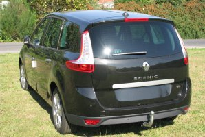 ATTELAGE RENAULT MEGANE GRAND SCENIC 2009-> - RDSO demontable sans outil - attache remorque BRINK-THULE
