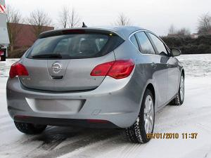 ATTELAGE OPEL Astra J 2010-> - RDSO - attache remorque BRINK-THULE