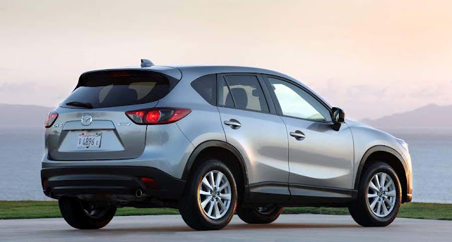 ATTELAGE MAZDA CX 5 2012-> (crossover (J53C) - RDSO demontable sans outil - attache remorque BRINK-THULE