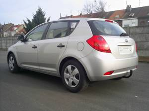 ATTELAGE KIA CEED 2012-> - RDSO demontable sans outil - attache remorque BRINK-THULE