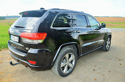 ATTELAGE JEEP GRAND CHEROKEE 2013-> 4x4 Summit(WK) - RDSO demontable sans outil - attache remorque BRINK-THU