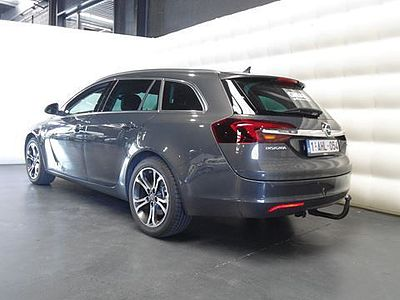 ATTELAGE OPEL INSIGNIA BREAK 2013->(Sports Tourer)-RDSO demontable sans outil - attache remorque BRINK-THULE