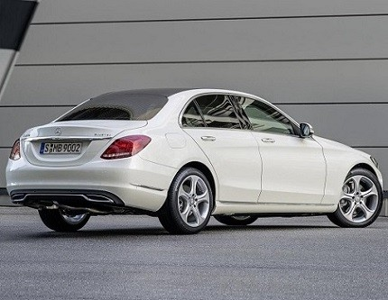 ATTELAGE MERCEDES CLASSE C 2014-> (W205 PACK AMG) - RDSO demontable sans outil - attache remorque BRINK-THULE