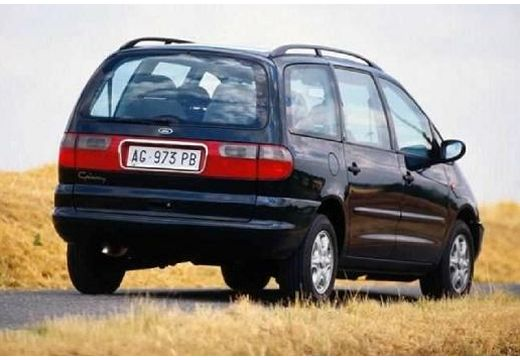 ATTELAGE Ford Galaxy 1995->2000 - rotule equerre - attache remorque BRINK-THULE
