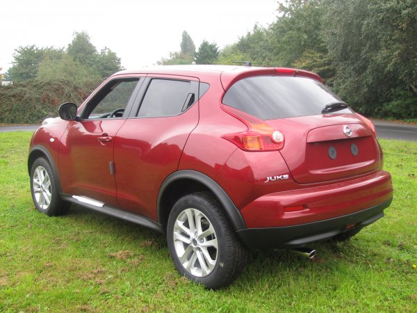 ATTELAGE NISSAN Juke 2010-> (4WD - F15) - RDSO demontable sans outil - attache remorque BRINK-THULE